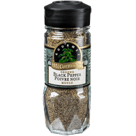 McCormick Black Pepper Ground (48g)