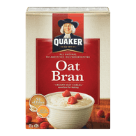 Quaker Hot Cereal, Oatbran (625g)  - Urbery