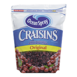 Ocean Spray Dried Cranberries, Sweetened (1.36kg)