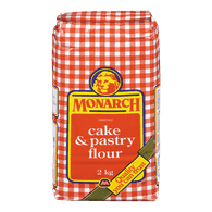 Monarch Cake & Pastry Flour (2kg)  - Urbery