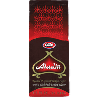 Aladin Turkish Coffee, Roasted and Ground (200g)  - Urbery