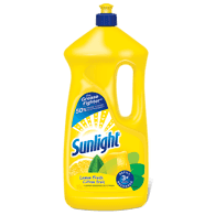 Sunlight Dishwashing Detergent Liquid (1.5L)  - Urbery