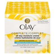 Olay Complete All Day Moisture Creame (60mL)  - Urbery