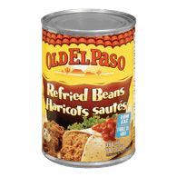 Old El Paso Refried Beans (398mL)  - Urbery