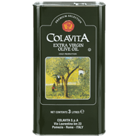 Colavita Extra Virgin Olive Oil Tin (3L)  - Urbery