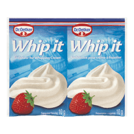 Dr. Oetker Whip It (20g)  - Urbery