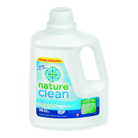 Nature Clean Laundry Liquid, Unscented (3L)  - Urbery
