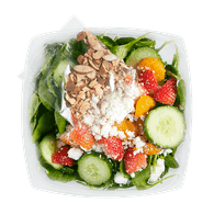 Spinach Salad with Goat Cheese, Small  - Urbery