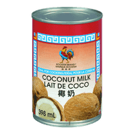 Rooster Canned  Coconut Milk (398mL)  - Urbery