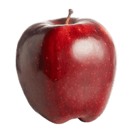 Apple - Red Delicious (e.a)