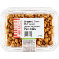 Stock and Barrel Toasted Corn, Chili Lemon (275g)  - Urbery