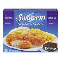 Swanson Classic Fried Chicken (280g)  - Urbery