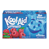 Kool Aid Jammers Juice Blue Raspberry (10x180mL)
