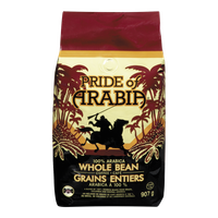 Pride Of Arabia Pride of Arabia Coffee, Whole Bean (907g)  - Urbery