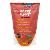 Happy Planet Organic Tuscan Tomato Soup (650mL)  - Urbery