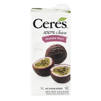 Ceres Passion Fruit Juice (1L)  - Urbery