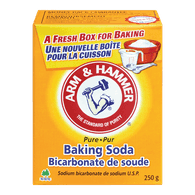 Arm & Hammer Baking Soda (250g)  - Urbery