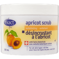 Exact Apricot Scrub for All Skin Types (300mL)  - Urbery