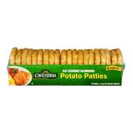 Cavendish Farms Potato Patties, Regular (1.2kg)  - Urbery