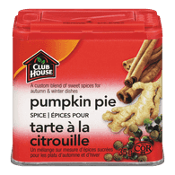 Club House Pumpkin Pie  Spice (35g)  - Urbery