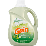 Gain Fabric Softener, Original (3.06L)