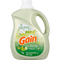 Gain Fabric Softener, Original (3.06L)  - Urbery