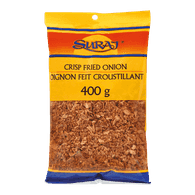 Suraj Crisp Fried Onion (400g)  - Urbery