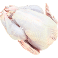 Fresh Turkey Whole (approx. 5-6kgs)