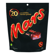 Mars Fun Size Stand Up Pouch (260g)  - Urbery
