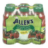 Allen's 10 Vegetable Cocktail (6x300mL)  - Urbery