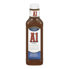 A1 Original Steak Sauce (400mL)  - Urbery