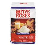 Five Roses White Flour (1kg)  - Urbery