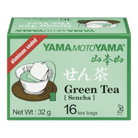 Green Tea (Sencha) (16ea)  - Urbery