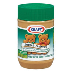 Kraft Peanut Butter Smooth Light (500g)