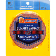 Scheiders Thuringer, Sliced (175g)  - Urbery