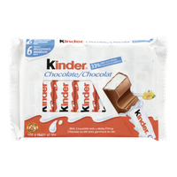 Kinder Chocolate Bar (126g)