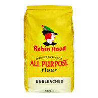 Robin Hood All Purpose Flour, Unbleached (5kg)  - Urbery