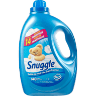 Snuggle Fabric Softener, Cuddle-Up Fresh (3.41L)  - Urbery