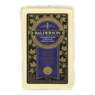 Balderson 1-Year Old Champion White Cheddar (500g)
