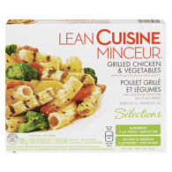 Stouffer's Grilled Chicken and Vegetables (285g)  - Urbery