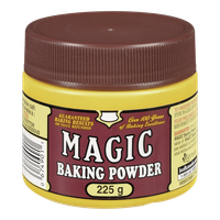 Magic Baking Powder Baking Powder (225g)  - Urbery