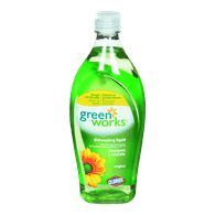 Clorox Green Works Dishwashing Detergent Original (650mL)  - Urbery