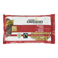 Camino Semi-Sweet Chocolate Chips (225g)  - Urbery