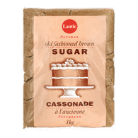 Lantic Natural Old Fashioned Brown Sugar (1kg)  - Urbery