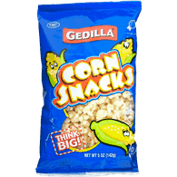 Gedilla  Corn Snacks (142g)