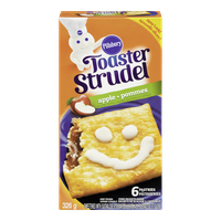 Pillsbury Frozen Breakfast Toaster Strudel, Apple (326g)  - Urbery