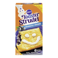 Pillsbury Frozen Breakfast Toaster Strudel, Blueberry (326g)  - Urbery
