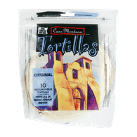 Casa Mendosa Tortillas Medium Original (10X34g)