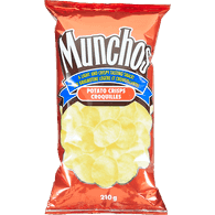 Frito-Lay Munchos Potato Crisps (210g)  - Urbery