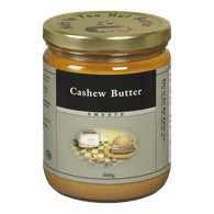 Nuts To You Spread Cashew Butter Smooth (500g)